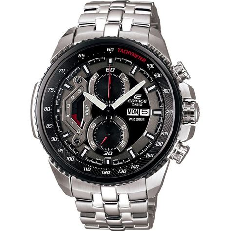 Casio Edifice Ef 558 Oribm gents casio edifice chronograph ef 558d 1avef