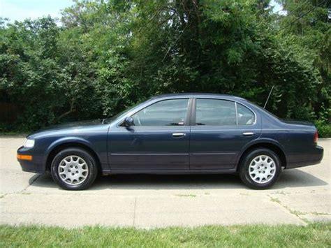 1997 Nissan Maxima Mpg Purchase Used 1997 Nissan Maxima Gle Sedan 4 Door 3 0l
