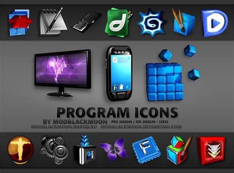 pc themes payment modblackmoon s dark gothic hi tech desktop icons and ip