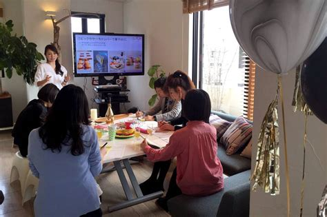 party at home want to learn how to throw a house party in japan enroll