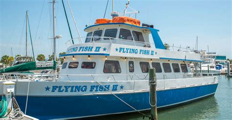 party boat fishing venice fl flying fish fleet information directions map must do