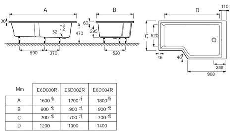 bain neo jacob delafon ensemble baignoire bain neo 160 x 90 70 acrylique