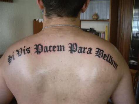 tatuajes los tatuajes que actualmente est 225 n de moda un