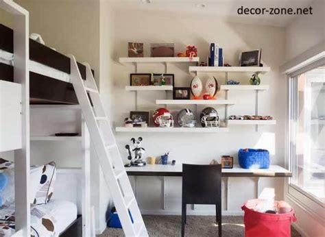 kids bedroom shelves bedroom shelving ideas 20 bedroom shelves designs