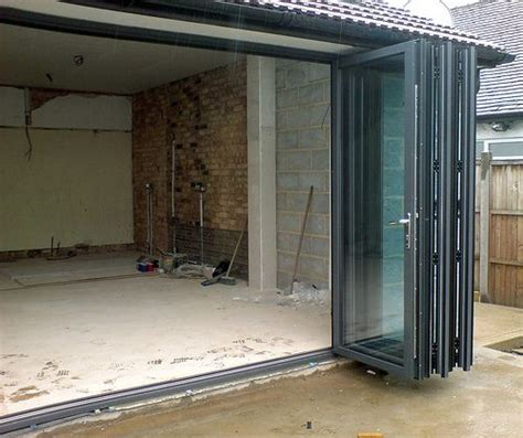 bifold patio doors cost 25 best ideas about folding sliding doors on