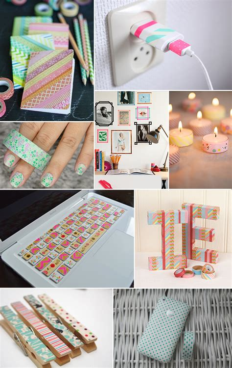 what is washi tape for diy washi tape idee 235 n follow fashion