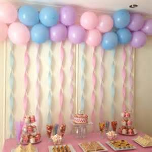 background decoration for birthday at home 12 ideas decorativas con globos para cumplea 241 os baby