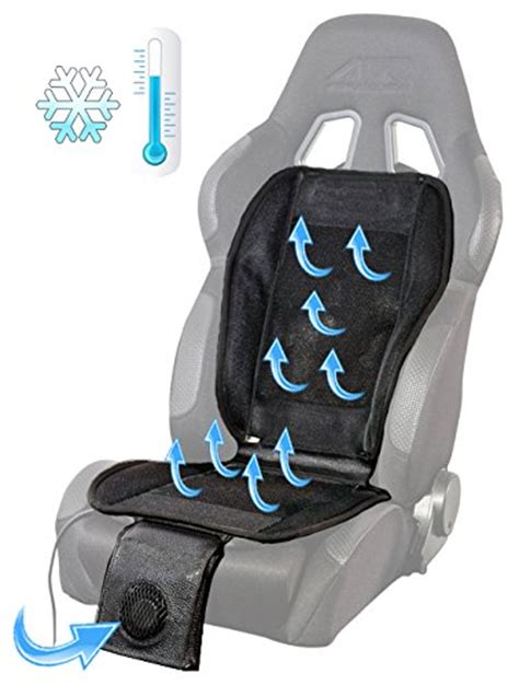 Cooling Chair by Air Breathing Cooling Car Chair Seat Cushion Foam Pad