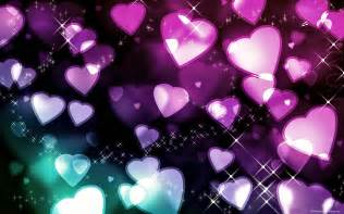 colorful love wallpaper hd colorful heart backgrounds wallpapersafari