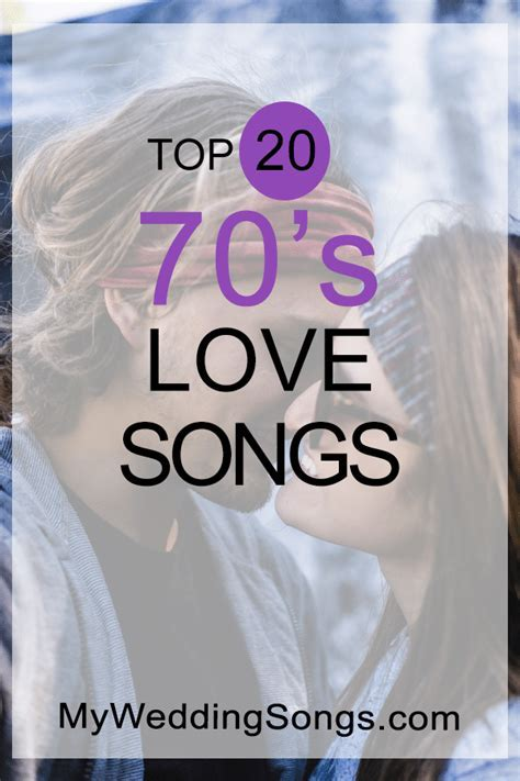 Top 20 70's Love Songs   70s Music Song List