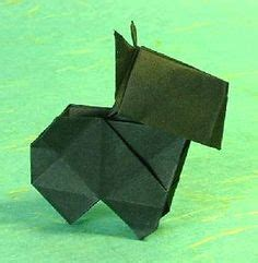 Origami Scottie - 1000 images about origami on origami diy