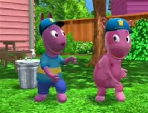 Backyardigans We What We Want Image She S A Garbage Jpg The Backyardigans Wiki