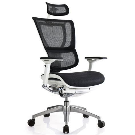 Ioo Mesh Swivel Chair With Headrest Zuri Furniture Mesh Swivel Chair