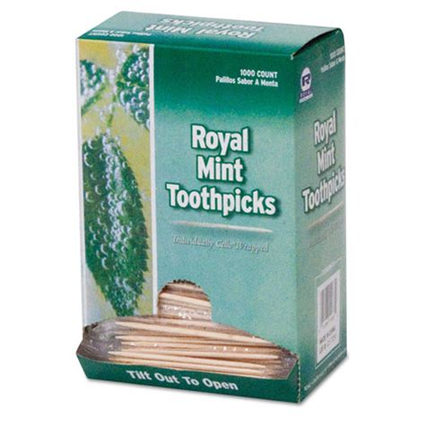 royal paper rpp r820 round wooden toothpicks bettymills cello wrapped round wood toothpicks royal