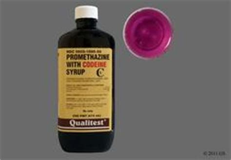 lean syrup colors promethazine codeine images and labels goodrx