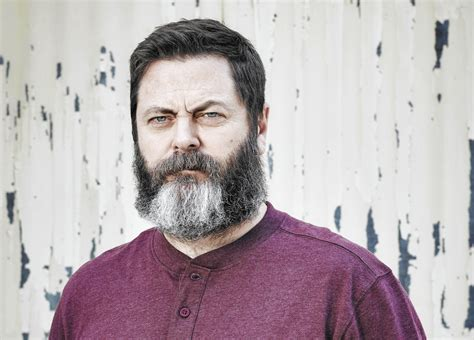 nick offerman news why nick offerman is the stag chicago tribune