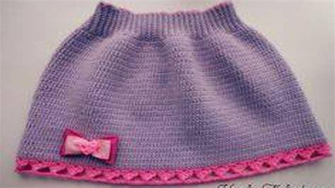 faldas de crochet para nina faldas para ni 241 a tejidas en crochet dise 241 os youtube