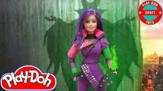 play doh quot mal descendants quot inspired costume