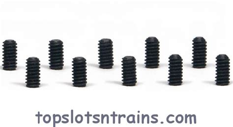 Best Quality M2 X 4 Mm Baut Hex Socket Ss304 Slot It M2 Hex Grub Screws Pa40 3mm Spare Parts At