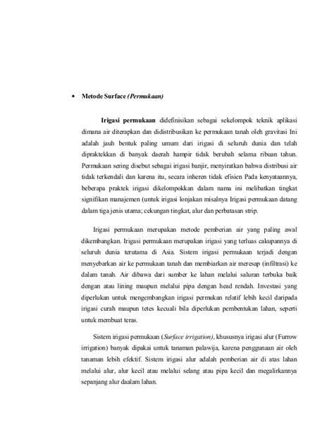 laporan praktikum membuat motor listrik sederhana laporan praktikum irigasi dan drainasi