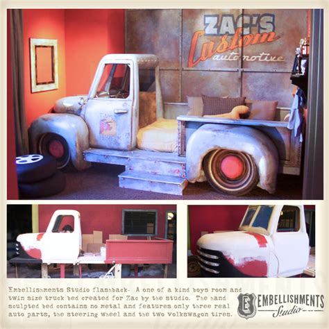 boys truck bed can you build a boys twin truck bed