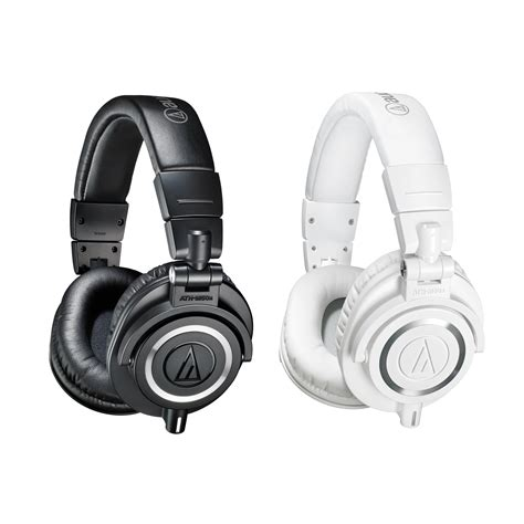 Audio Technica Ath M50x Professional Monitor Headphones Merah ath m50x studio monitor headphones audio technica australia