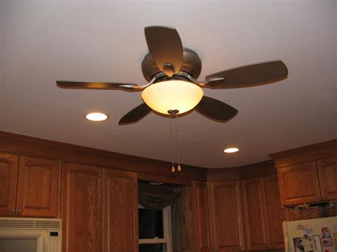 Ceiling Fan For Kitchen Kitchen Fans With Lights Kitchen Ceiling Fans With Lights Neiltortorella Kitchen Ceiling Fans