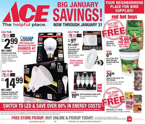 ace hardware weekly ad weekly ads