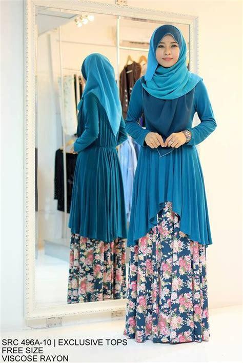 Livia Overall Dress Dres Maxy Murah Abaya Baju Wanita dress fishtail muslimah images
