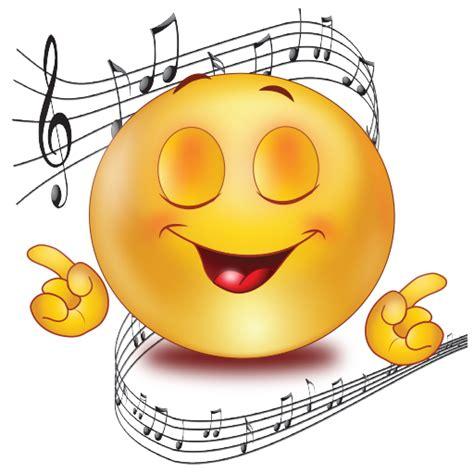 singing emoji singing emoji