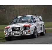 Fotos De Audi Quattro Group B Rally Car 1983