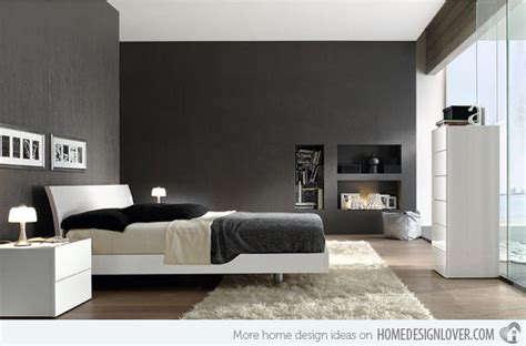 wohnideen graue wand 16 black and white bedroom designs home design lover