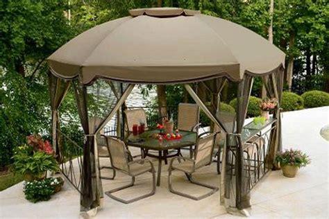 canopy for garden oasis grandview hex gazebo ss i 138 2ngz