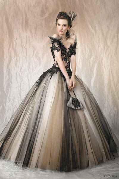 braut traumdeutung schwarz kleider hochzeitskleid schwarz gothic kleid