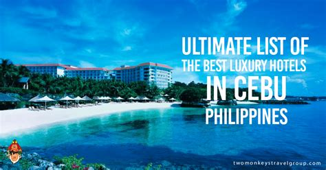 best hotels in cebu ultimate list of the best luxury hotels in cebu philippines