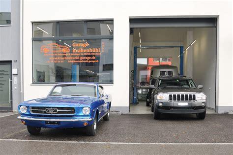 Anh Nger Mieten Z Rich Oberland by Unsere Moderne Werkstatt In Bubikon Garage Kr 228 Henb 252 Hl Gmbh