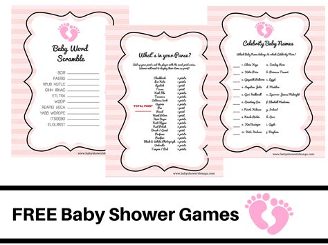 printable free baby shower games free printable baby shower games baby word scramble baby