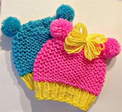 como tejer un gorro para bebe en dos agujas 1000 ideas sobre gorras tejidas para ni 241 os en pinterest