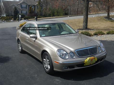 2005 mercedes e320 cdi 2005 mercedes e320 cdi sedan 4 door 3 2l