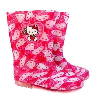Sepatu Boot Kebun sepatu boot hello toko bunda