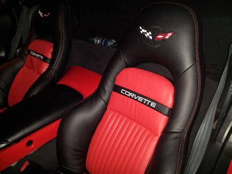 c5 corvette geniune synthetic leather interior pkgs