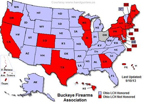 texas reciprocity map virginia state concealed handgun reciprocity the knownledge