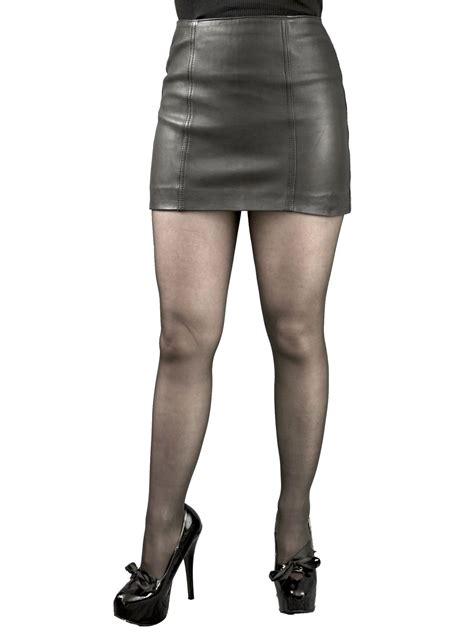 Black Mini Skirt By Tout Coup leather mini skirts uk fashion skirts