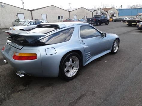 1979 porsche 928 body kit 1981 porsche 928 strosek version 3 german cars for sale blog