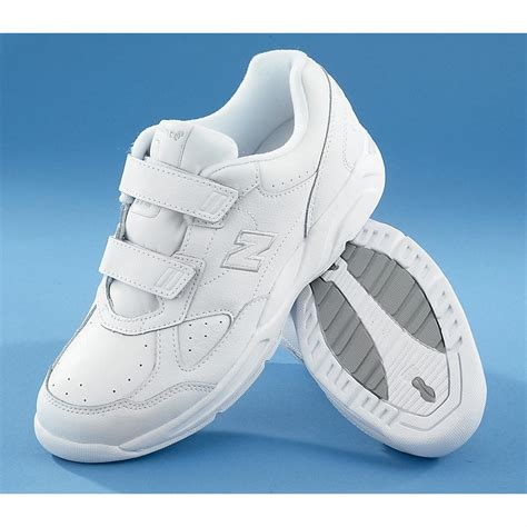 new balance velcro mens shoes s new balance 174 velcro 174 walkers white 99190 running