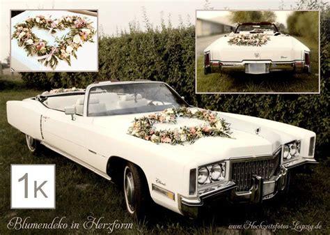 Deko Hochzeit Auto by Blumen Deko Hochzeit Auto Execid