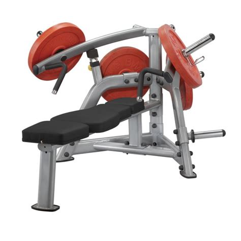 professional bench press equipment body solid plateload bench press machine online in india