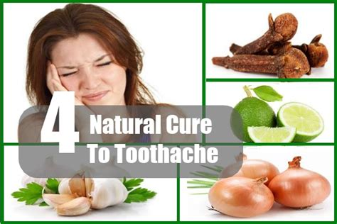 how to cure a toothache naturally home remedy