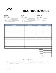 Sle Service Invoice Template by Roofing Receipt S Le Service Invoice Quot Quot Sc Quot 1 Quot St Quot Quot Hloom