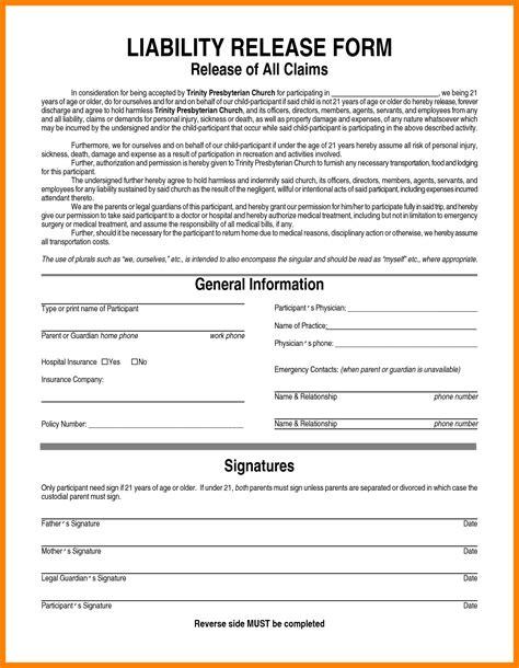 general release form template general release forms portablegasgrillweber